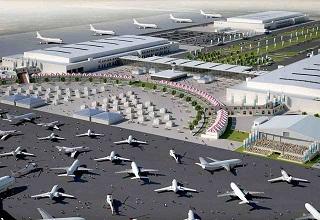 تشغيل مبنى المسافرين في مطار دبي ورلد سنترال 27 حزيران القادم