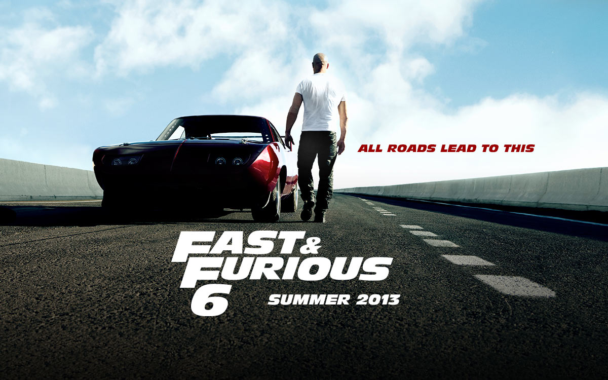 فيلم Fast & Furious 6 يحافظ على المركز الأول في إيرادات السينما الأميركية
