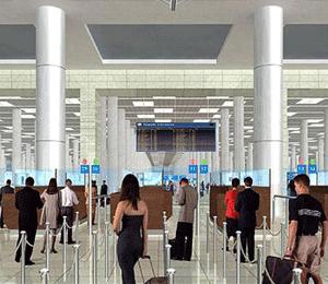مطار دبي الثالث عالمياً في عدد المسافرين الدوليين