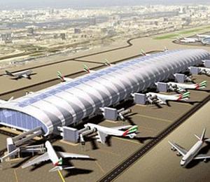 أكثر من 42 مليون مسافر عبر مطار دبي خلال 9 أشهر