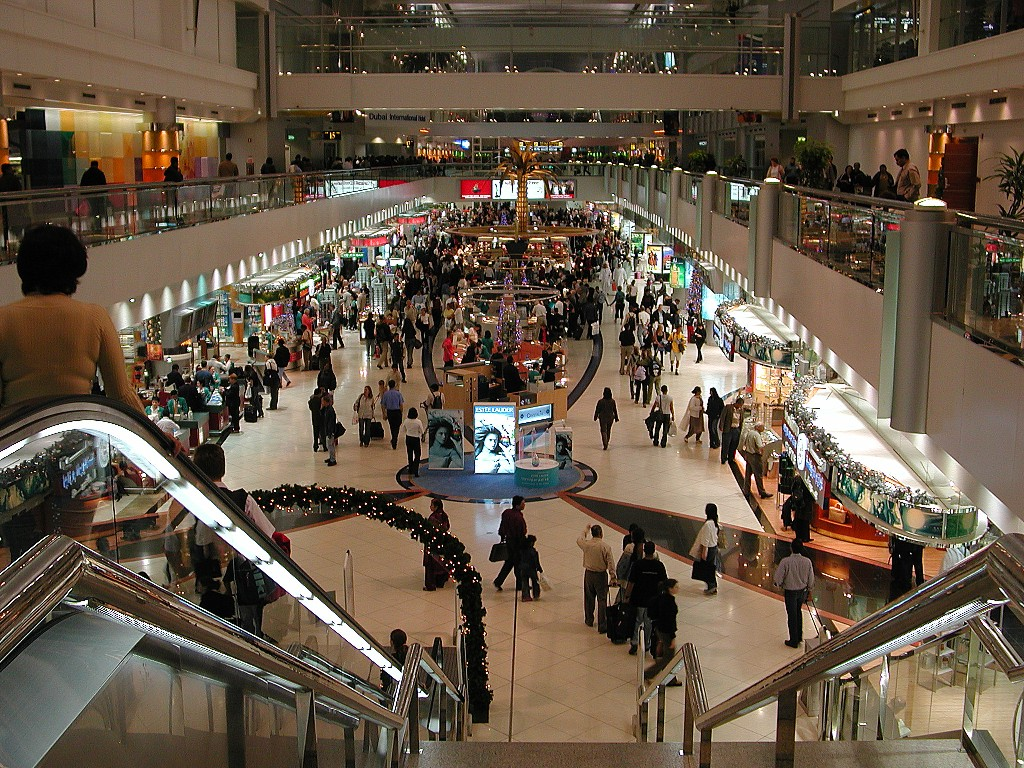 مطار دبي الدولي يسجل ارتفاعاً في عدد المسافرين 18.7%