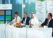 دبي للاستثمار تطرح الزجاج الشمسي المُلون المنتج للطاقة
