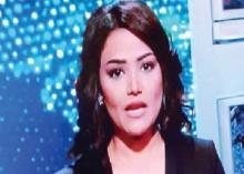 تهاني الجهني أول مذيعة سعودية على شاشة العربية