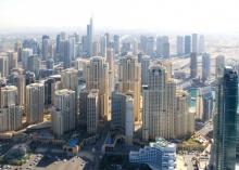 قيمة المباني المنجزة في دبي 14 مليار درهم خلال 9 أشهر
