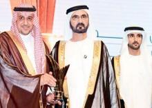 حاكم دبي يكرّم الفائزين بجائزة محمد بن راشد لدعم مشاريع الشباب