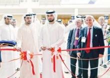 رئيس هيئة دبي للثقافة والفنون يفتتح أسبوع دبي الدولي للمجوهرات