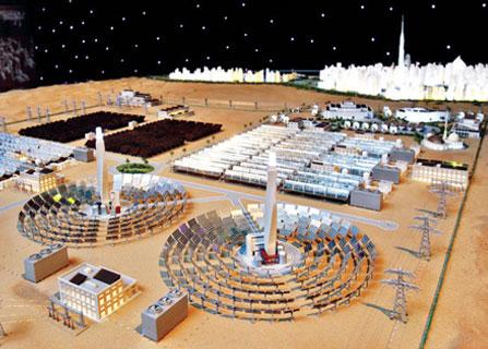 مجمح-محمد-بن-راشد-للطاقة-الشمسية