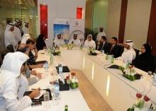 إطلاق مركز اتصال حكومة أبوظبي في مدينة العين