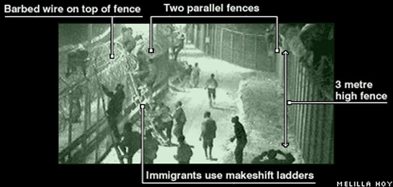 هل تعتقد أن أوباما يعاني من مشكلة الهجرة؟ انظر إلى اسبانيا
