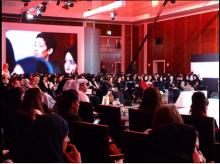 محمد بن راشد يفتتح أعمال منتدى القيادات النسائية العربية