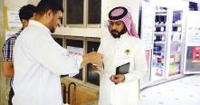 وزارة العمل تضبط 145 مخالفة في حراج الكمبيوتر بالرياض