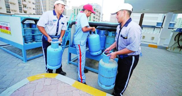 أدنوك تبدأ تنظيم بيع الغاز المسال بالسعر المدعوم 8 سبتمبر