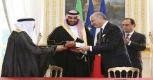 السعودية توقع 5 اتفاقيات جديدة مع فرنسا