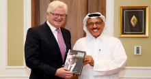 الحبتور: الإمارات ملاذ آمن ودبي أرض خصبة للأعمال