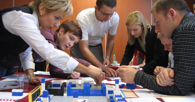كيف تبني مجتمعاً ريادياً يقوم على أساس التعاون