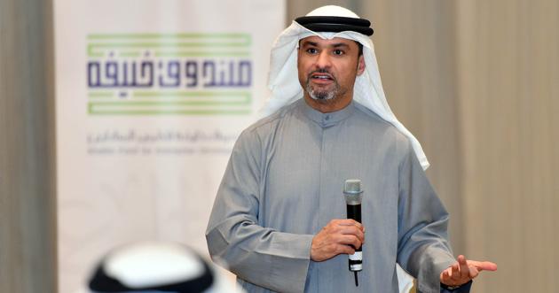 عبدالله الدرمكي: صندوق خليفة يعتزم التوسع إلى أرجاء البلاد