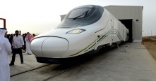 النقل تستكمل مشروع قطار الحرمين نهاية 2017