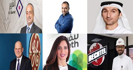 تقرير: أبرز المناصب الإدارية في الشركات العربية ليونيو 2017