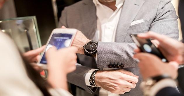 تاغ هوير تطلق ساعات Connected Watch Modular 45 Dubai