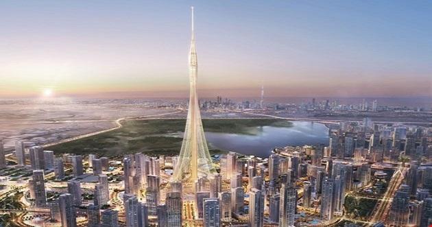 حكومة دبي تستعرض سير الأعمال في برج الخور