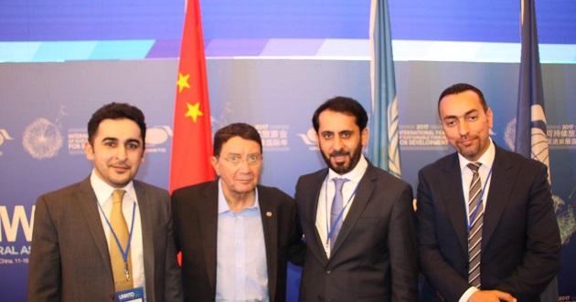 الإمارات تشارك في فعاليات الجمعية العمومية لمنظمة السياحة العالمية بالصين