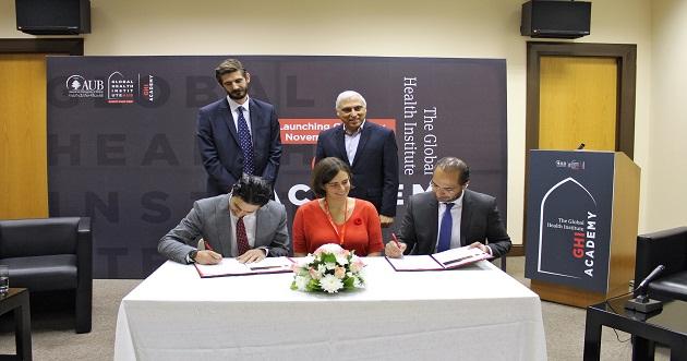 معهد الصحة العالمية يطلق أكاديمية لبناء القدرات الصحية