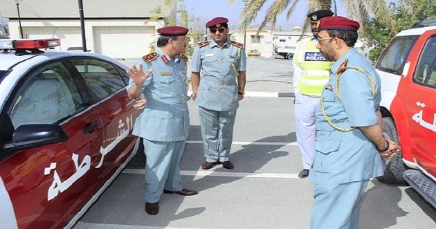 ولي عهد أبوظبي يأمر بخفض مخالفات المرور 50% على مستوى الدولة