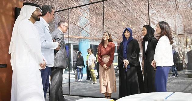 أسبوع دبي للتصميم ينطلق في نسخته الثالثة