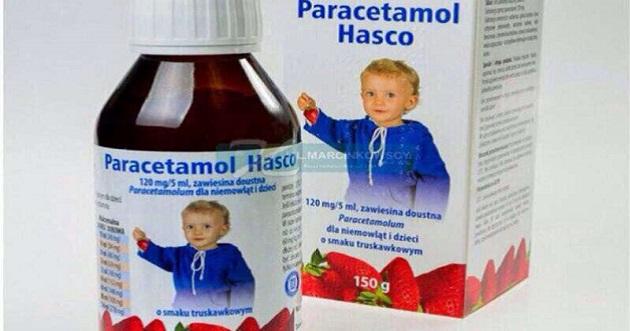 الصحة تؤكد خلو الصدليات من دواء باراسيتامول هاسكو للأطفال
