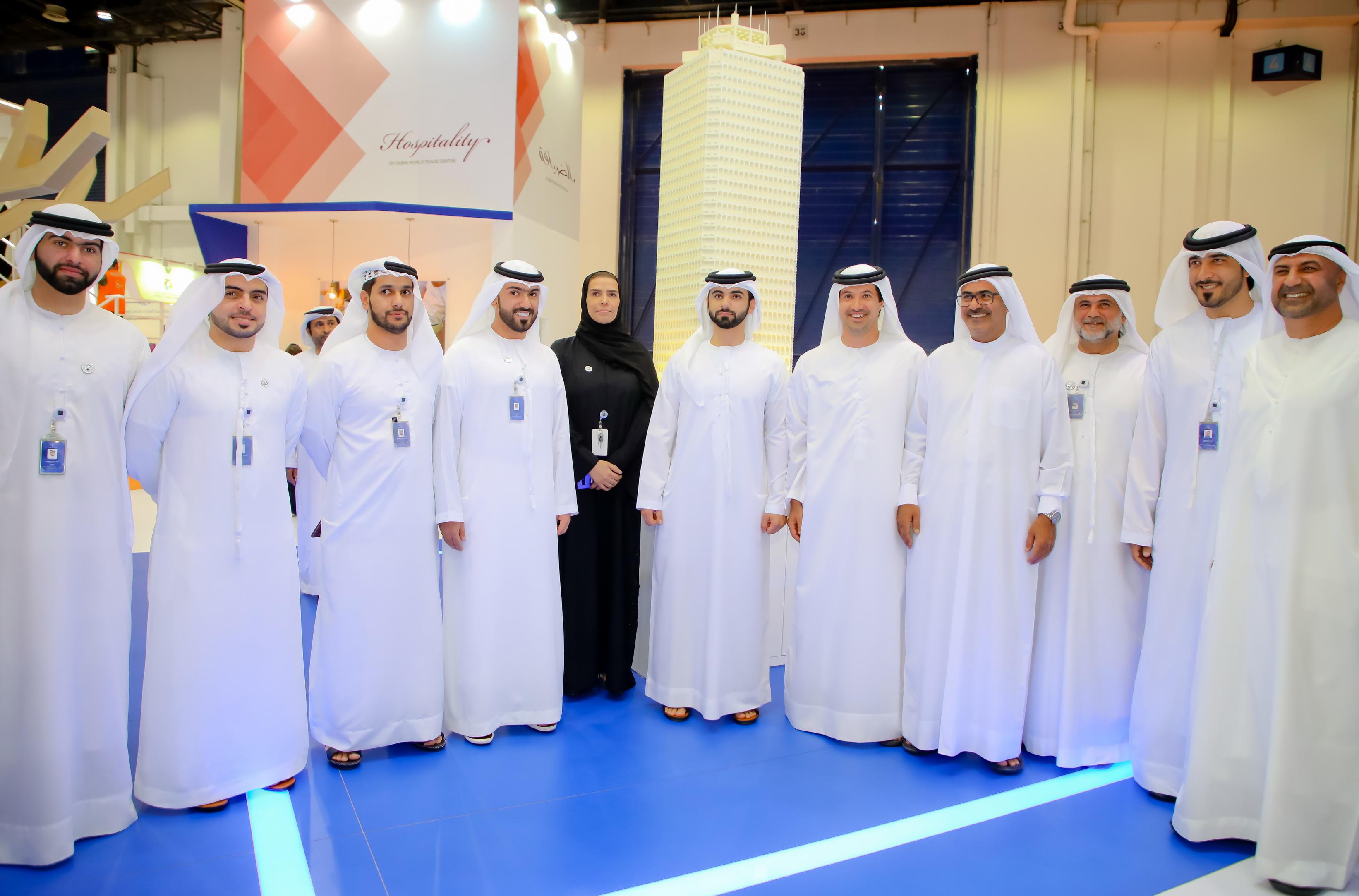 مركز دبي التجاري يشارك في معرض الإمارات للوظائف 2018