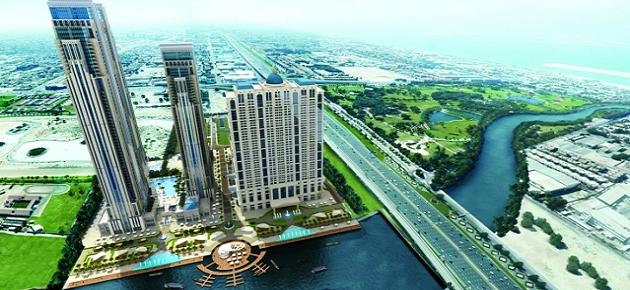 الحبتور تسلم 115 شقة سكنية لمستأجري برج ميرة