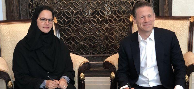اتفاق بين مؤسسة الملك خالد وبيرل في مجال الحوكمة المؤسسيّة