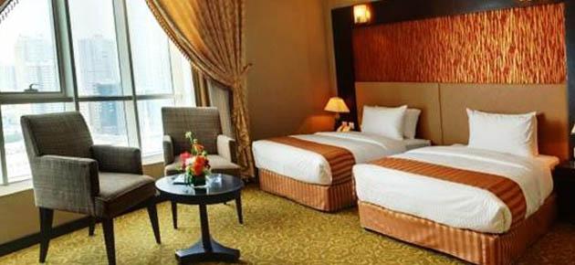 عوائد الليالي الفندقية في الشارقة تفوق 690 مليون درهم خلال 2017