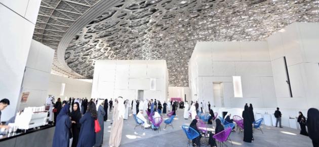 مستقبل الثقافة في الإمارات