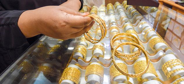 أسعار سبائك الذهب الصغيرة في دبي ترتفع نحو 400% خلال 2020