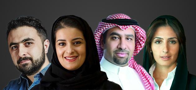 ثلاثة سعوديين وإماراتية ضمن أحدث القيادات العالمية الشابة