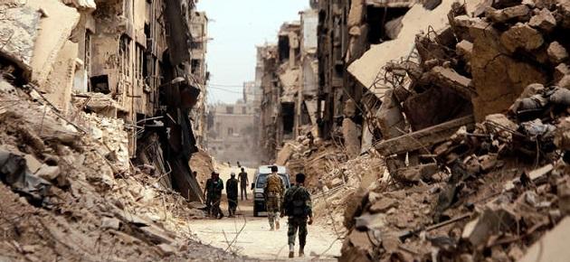 مسؤول فلسطيني: إعادة تنظيم العشوائيات المحيطة بمخيم اليرموك