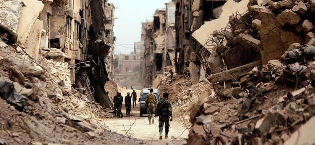 محافظة دمشق تنفي ما يشاع عن تسجيل أسماء الراغبين بالعودة لليرموك