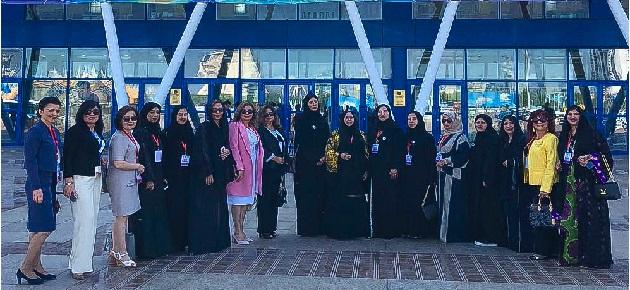 الإمارات تشارك في أعمال المؤتمر العالمي لطريق الحرير