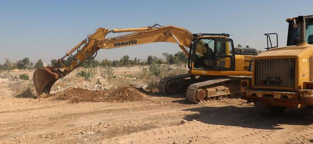 أمان دمشق تباشر العمل في مشاريعها بماروتا سيتي