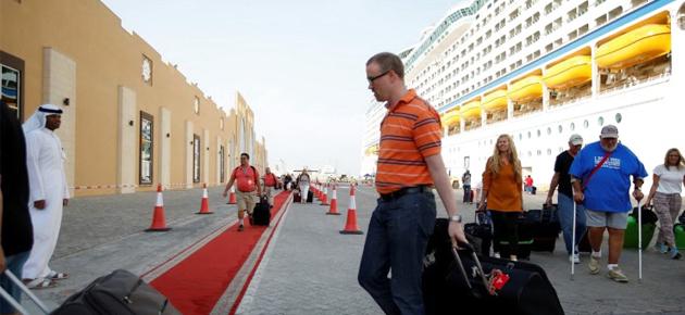 دبي تستهدف جذب مليون سائح بحري بحلول 2020