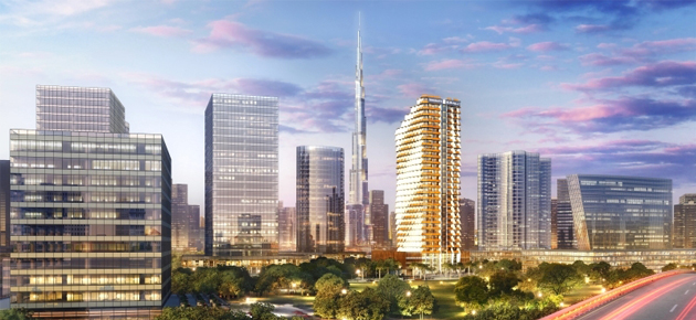 بن غاطي تستثمر مليار درهم في تطوير مشروعين بدبي