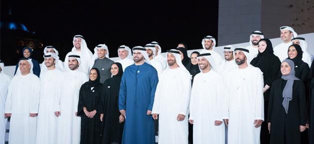 محمد بن زايد يطلق برنامج خبراء الإمارات لبناء قاعدة من الكوادر الوطنية