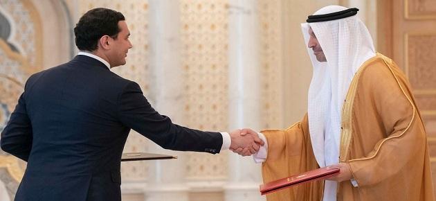 مبادلة تبرم اتفاقيات مع أوزبكستان في 3 قطاعات استراتيجية