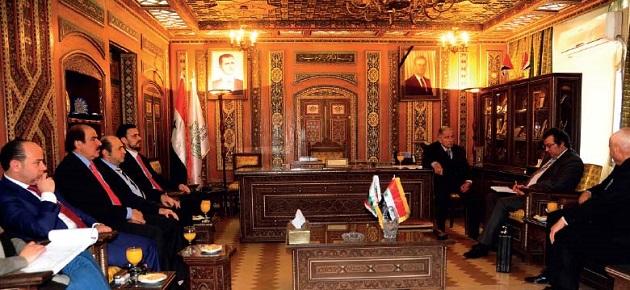 بلغاريا تقترح إحداث مجلس أعمال مشترك مع سورية