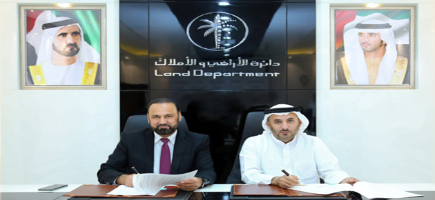 أراضي دبي تتفق مع بنك المشرق على استخدام نظام الرهن الإلكتروني