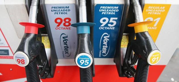 الحكومة: نوزع يومياً 500 ألف ليتر بنزين أوكتان 95