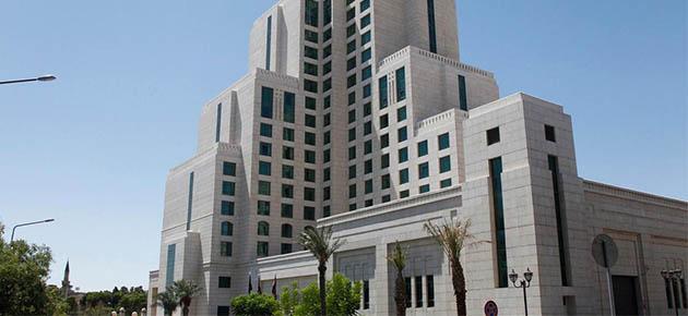 سلسلة فنادق فورسيزونز العالمية تتخلى عن إدارة فندقها في دمشق