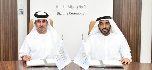 أبوظبي العالمي يتعاقد مع دائرة أراضي عجمان لتعزيز التكامل الاقتصادي بين الإمارتين