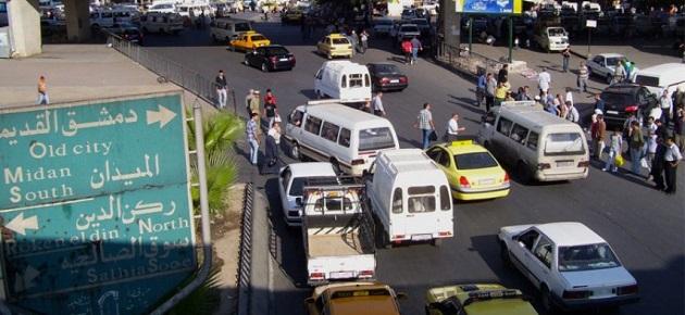 رفع تعرفة ركوب الميكروباصات والباصات بدمشق إلى 200 ل.س